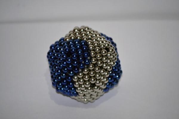 Как сделать красивый шарик из